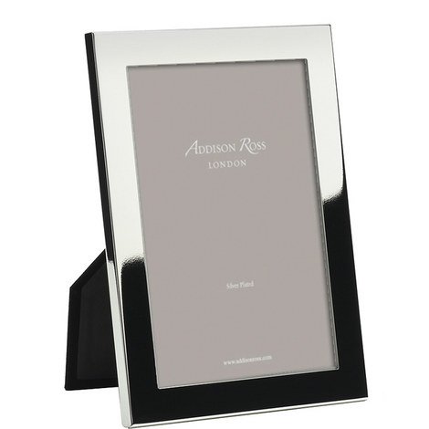 Silver Plated Square Frame 8x10, ${color}