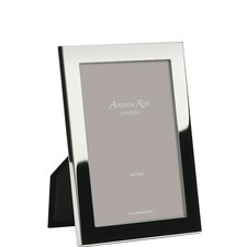 Silver Plated Square Frame 4x6