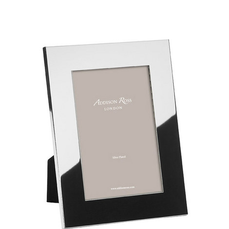 Silver Plated Frame 4x6, ${color}