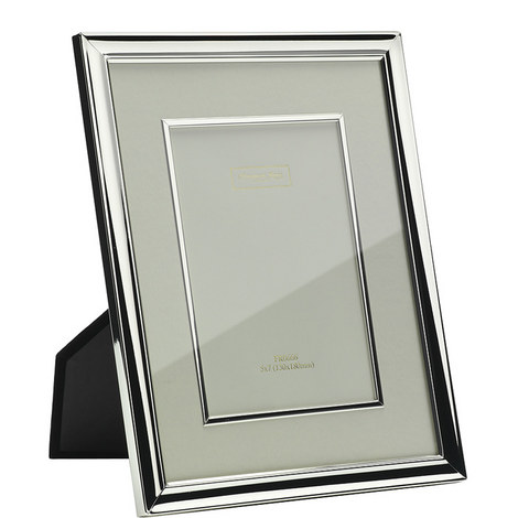 Silver-Plated Mount Frame 8x10, ${color}
