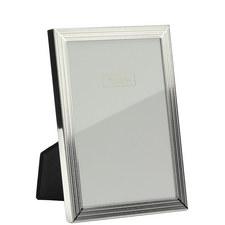 Herringbone Silver Plated Frame 5x7