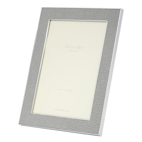 Shagreen Small Frame, ${color}
