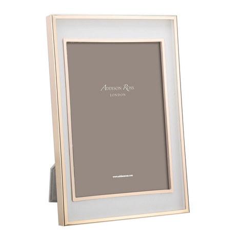 Gold Bezel Frame 5x7, ${color}