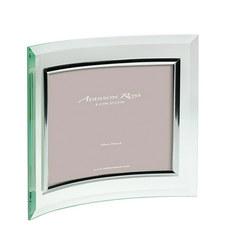 Curved Glass Landscape Photo Frame 5 x 7