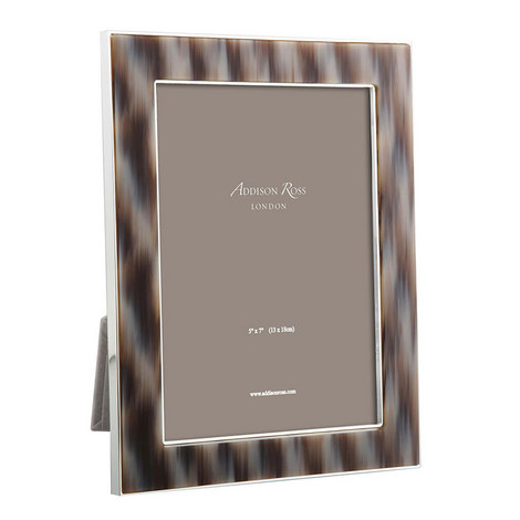 Grey Horn Frame 4x6, ${color}