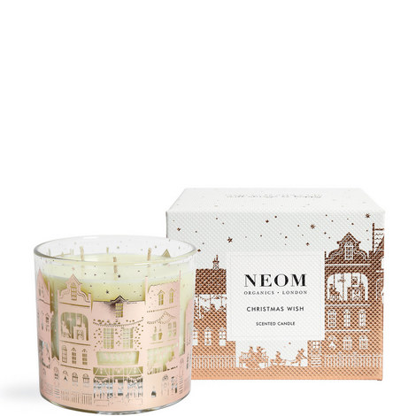 Luxury Christmas Wish Candle, ${color}