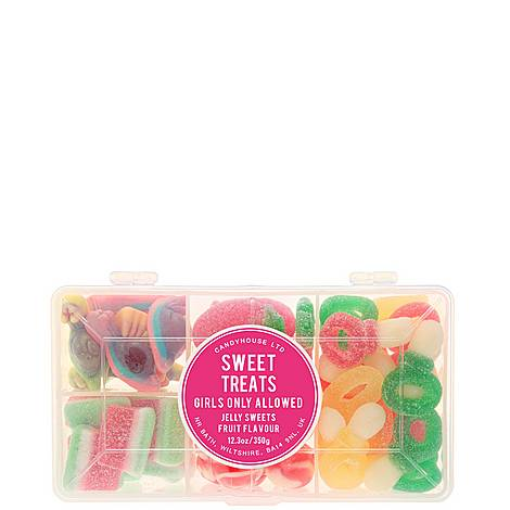 Girls Only Jelly Sweets 350g, ${color}
