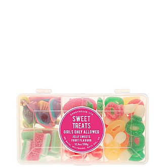 Girls Only Jelly Sweets 350g