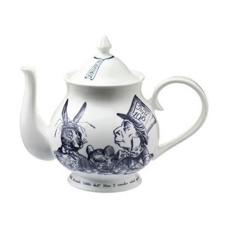 Alice in Wonderland Tea Party Teapot, ${color}
