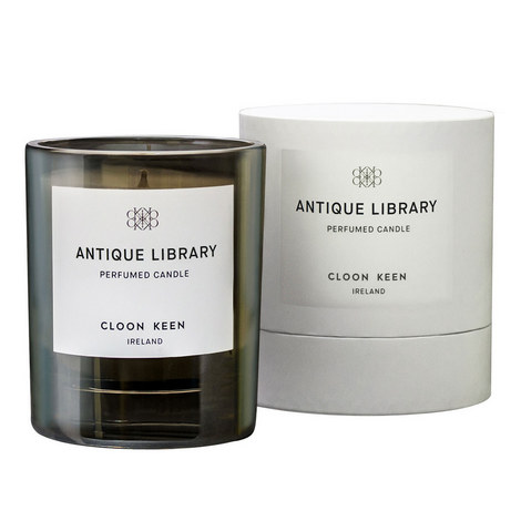 Antique Library Candle 300g, ${color}