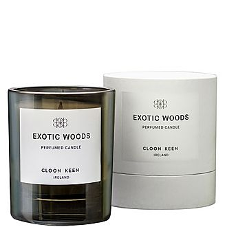 Exotic Woods Candle 300g