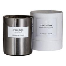 Spiced Bark Candle