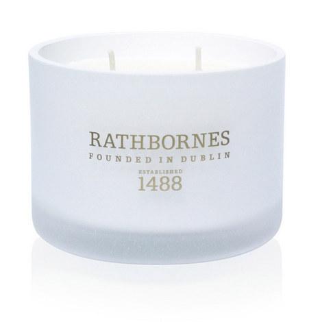 Dublin Tea Rose, Oud and Patchouli Classic Candle, ${color}