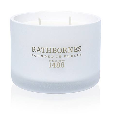 Dublin Tea Rose, Oud and Patchouli Classic Candle, ${color}