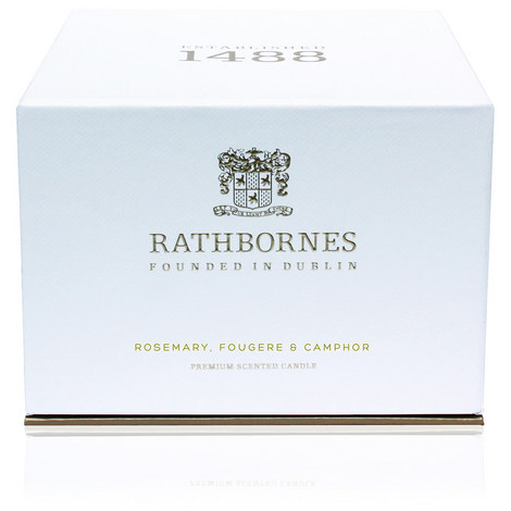 Rosemary, Fougere and Camphor Luxury Candle, ${color}