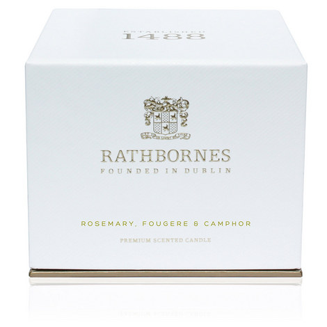 Rosemary, Fougere and Camphor Classic Candle, ${color}