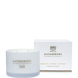 Rosemary, Fougere and Camphor Classic Candle