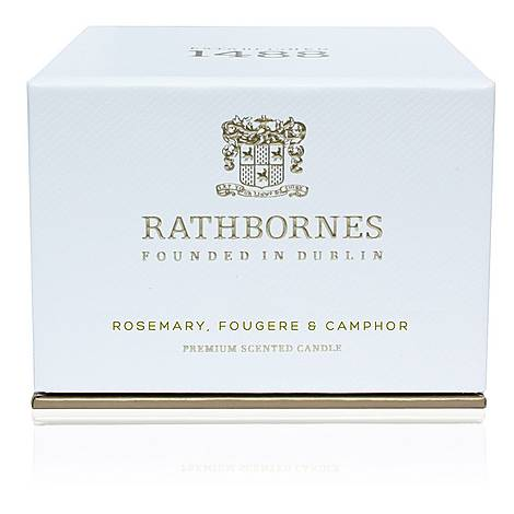 Rosemary, Fougere and Camphor Travel Candle, ${color}