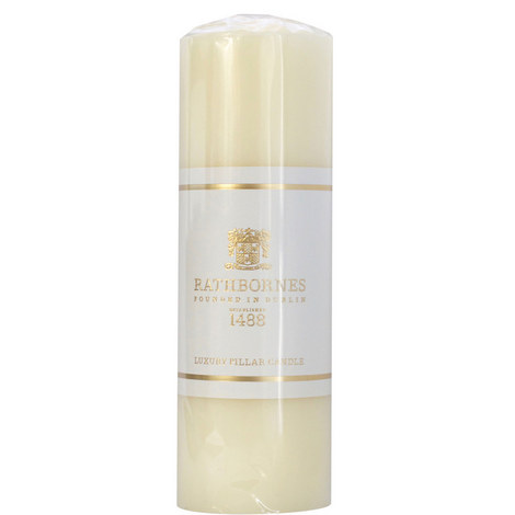 Luxury Pillar Candle Tall, ${color}