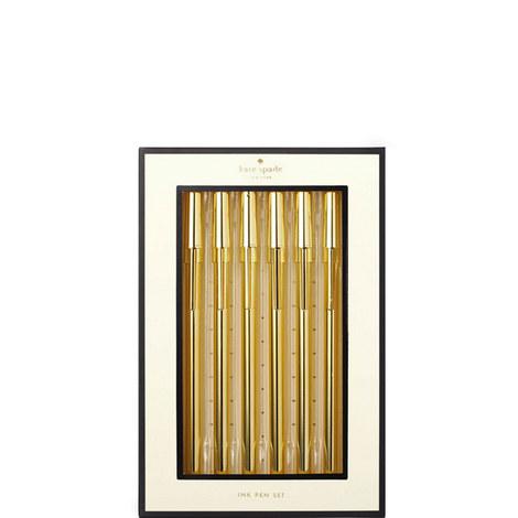Strike Gold Ink Pen Set, ${color}