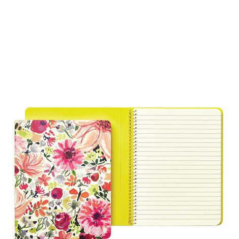 Dahlia Concealed Spiral Notebook, ${color}