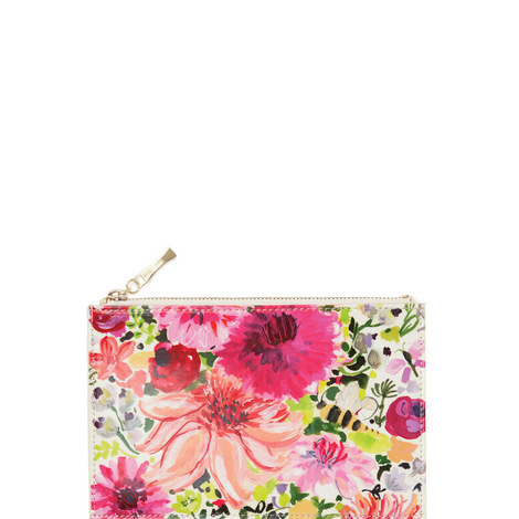 Dahlia Pencil Pouch, ${color}
