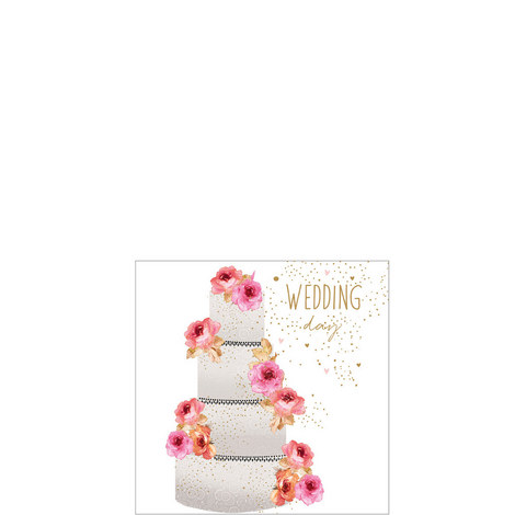 Wedding Day Card, ${color}