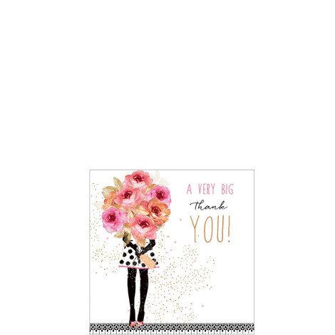 Thank You Card, ${color}