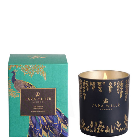 Fig, Vanilla and Cacao Candle 650g, ${color}
