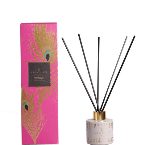 Sandalwood, Oud and Cardamom Diffuser, ${color}