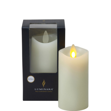 Flame Effect Candle, ${color}