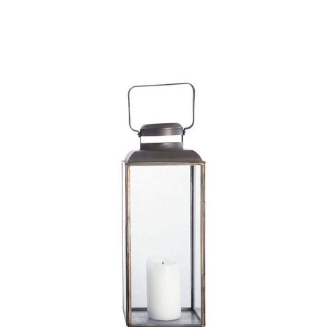 Vintage Antique Lantern 36cm, ${color}