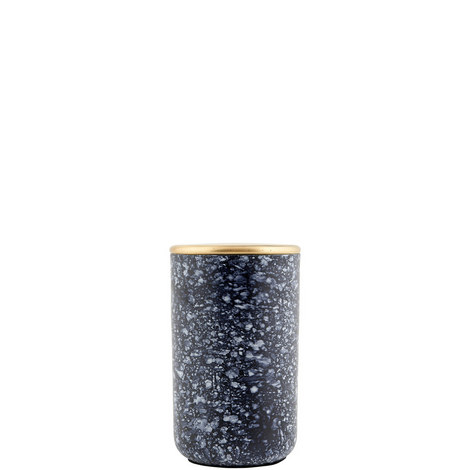 Stone Storage Urn H15cm, ${color}