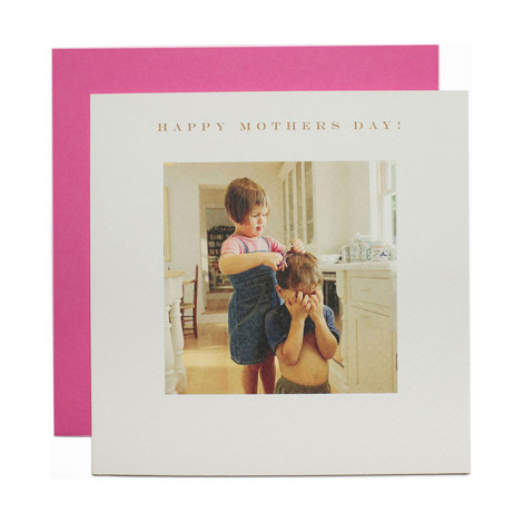 Mother's Day Haircut Card, ${color}
