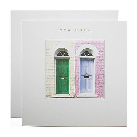 Buck House New Home Card, ${color}