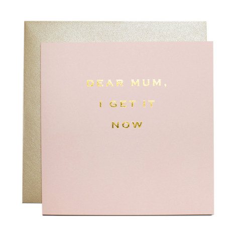Mum, I Get It Now Card, ${color}