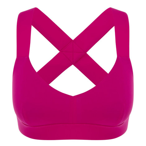 Racerback Sports Bra, ${color}