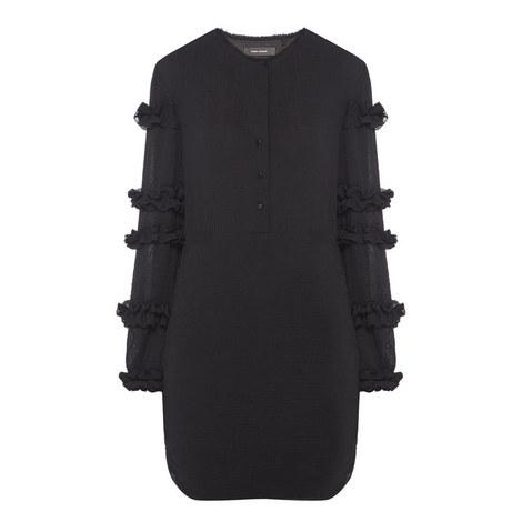 Celest Ruffle Detail Dress, ${color}