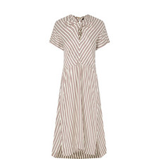 Iris Stripe Dress