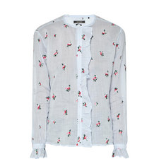 Uamos Rose Embroidered Blouse