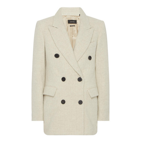 Eley Double-Breasted Coat, ${color}