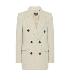 Eley Double-Breasted Coat