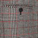 Katya Check Print Trousers, ${color}