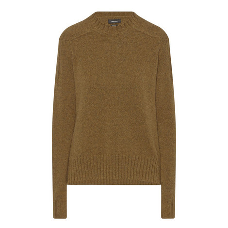 Finn Relaxed Wool Mix Sweater, ${color}
