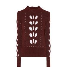 Ilia Cut-Out Detail Sweater