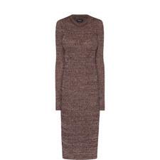 Dakota Linen Mix Sweater Dress