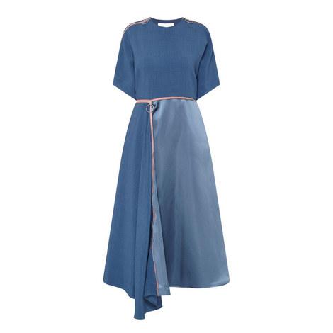 Mid Sleeve Giana Dress, ${color}