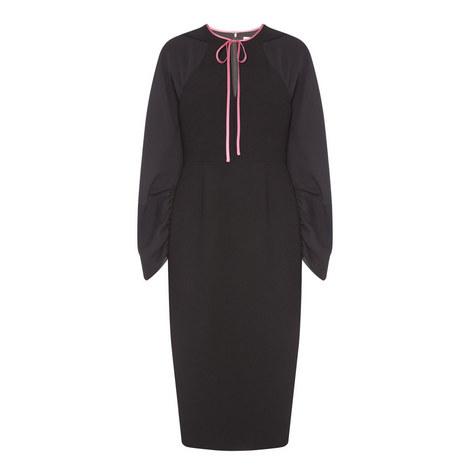 Atlen Tie Front Dress, ${color}