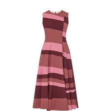 Tatum Patchwork Sleeveless Dress
