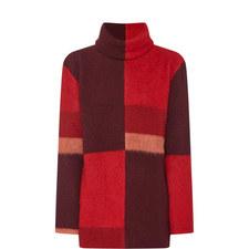 Ekema Patchwork Sweater